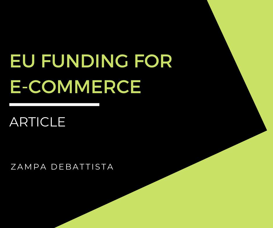 EU Funding for e-Commerce