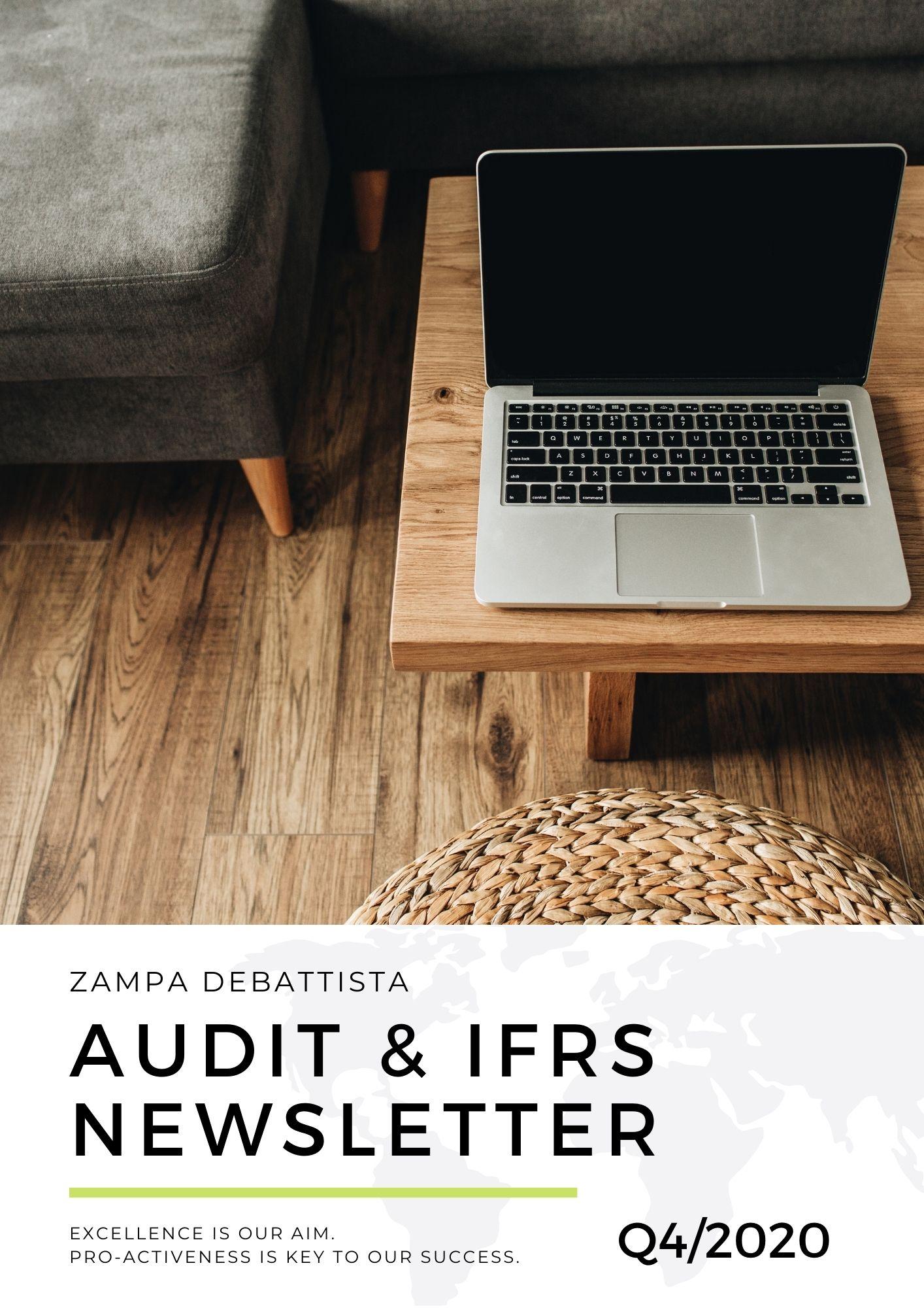 Audit & IFRS Q.4 – 2020