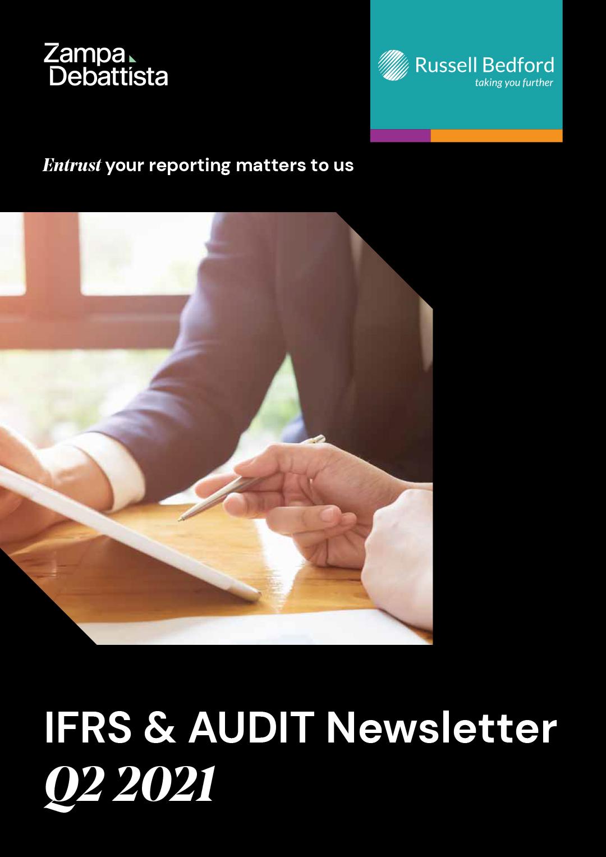 IFRS & AUDIT Newsletter Q.2 – 2021