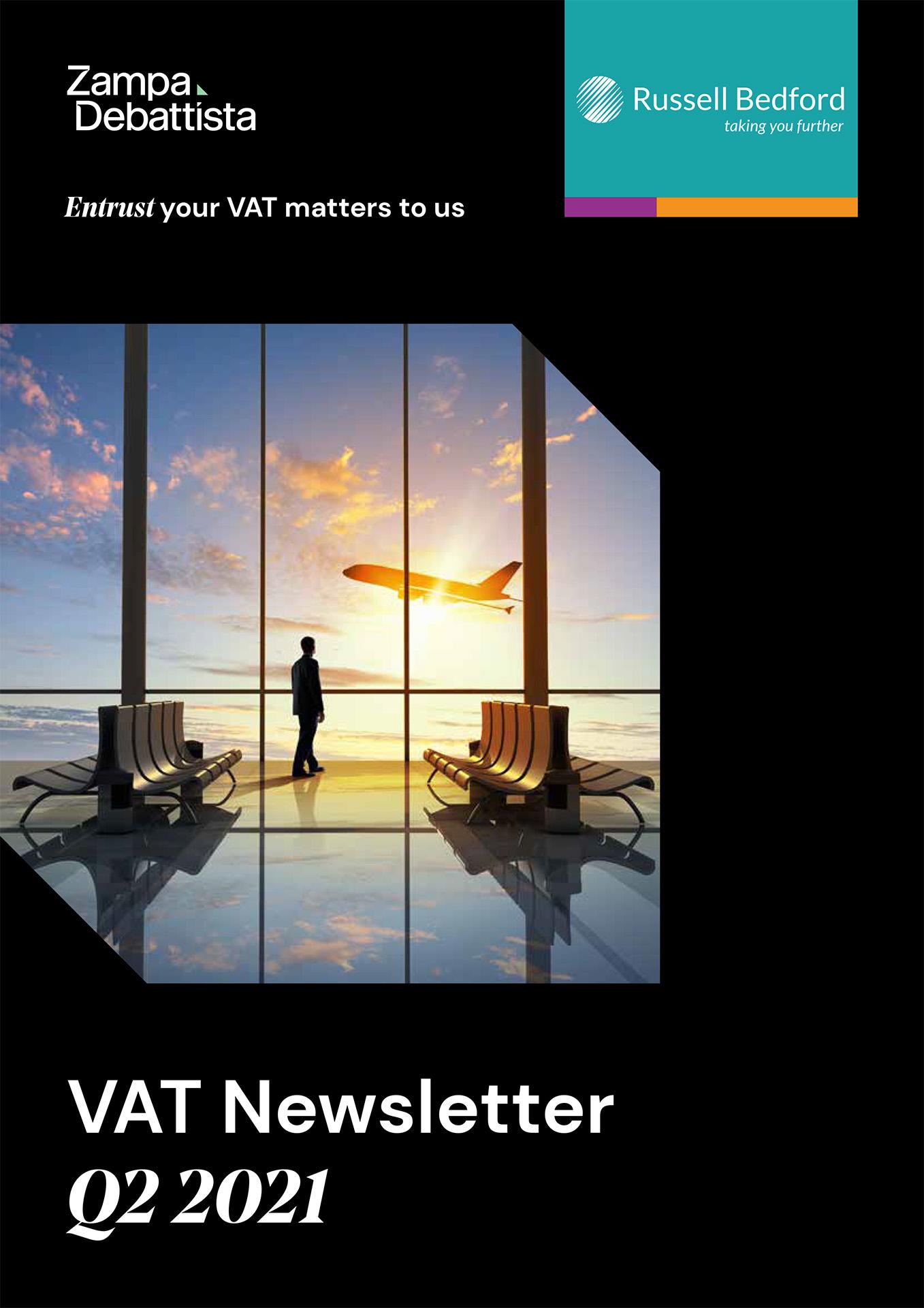 VAT Newsletter Q.2 – 2021